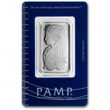 Platinum Bar 1 oz Name Brand .9995 Fine - Carded