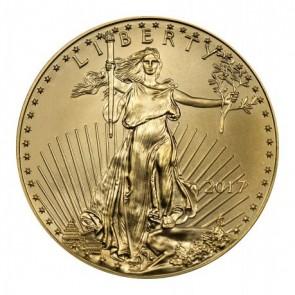 American Gold Eagle 1/2 oz Gold Bullion Best Price & In Stock