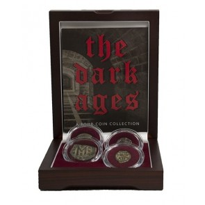 The Dark Ages: A Collection of Four Coins