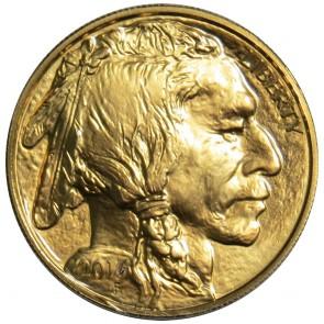 $50 American Gold Buffalo One Ounce (1 oz) Coin - (Date Our Choice)
