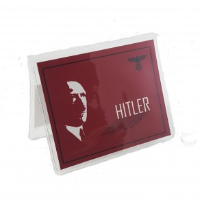 Hitler: Midi Album of One Coin and One Stamp