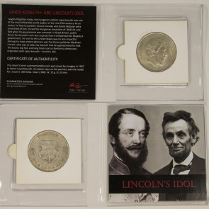Lincoln's Idol: Lajos Kossuth Mini Album