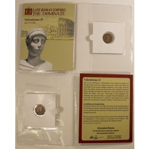 Valentinian 2nd Mid-Sized Album