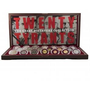 Twenty Tyrants: The Great Dictators Collection