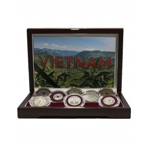Vietnam: An 8-Coin Collection
